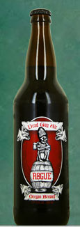 A bottle of Dead Guy Ale, originally created to celebrate the Day of the Dead