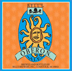 "Bell's ""Oberon Ale"""