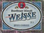"Kindl ""Berliner Weisse"""