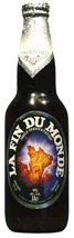 Unibroue brings together tastes of dried peaches and aged gouda cheese in La Fin du Monde