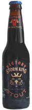 "Victory's ""Storm King"" stout is strong, rich, and densely malted"