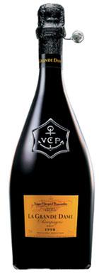 Veuve Clicquot 1998 La Grande Dame Champagne
