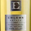 Ehlers Estate 2007 Sauvignon Blanc