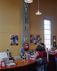 The Wine Bar at Napa General Store in Napa, California