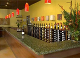 Taste at Oxbow's wine tasting bar