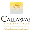Callaway Vineyard & Winery Winemaker's Reserve Sweet Nancy Chenin Blanc