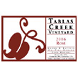 Tablas Creek Vineyard's 2007 Rosé