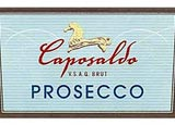 Caposaldo Prosecco Brut, one of our Top 10 Sparkling Wines