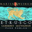 2003 Etrusco Cabernet Sauvignon Paso Robles