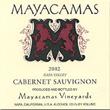 2002 Mayacamas Cabernet Sauvignon
