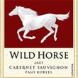 Wild Horse Winery & Vineyards' 2005 Cabernet Sauvignon
