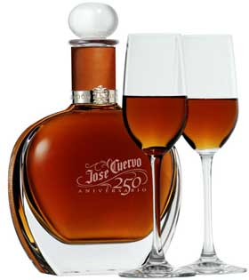 Jose Cuervo 250 Aniversario, one of our Top 10 Spirits