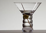 "Riedel's ""O"" Martini Glass"