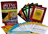Wine Teasers, a fun trivia card game