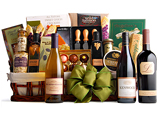Sonoma's Bountiful Vineyard Gift Basket from wine.com, one of our Top 10 Wine Gifts