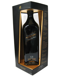 Johnnie Walker's Centenary Edition of their Black Label 12-Year-Old Blended Scotch Whisky