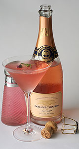 Domaine Carneros Brut Rosé is now available in major markets across the United States.