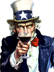 Uncle Sam wants you to drink more wine
