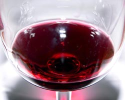 Polyphenols, naturally occurring antioxidant compounds found in red wine, may help fight Alzheimer's disease