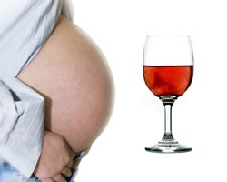 A British study found that light drinking during pregnancy did not harm unborn children.