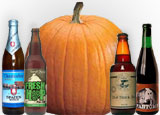 Top Ten Fall Beers, Including Pumpkin Ales and Oktoberfest Lagers