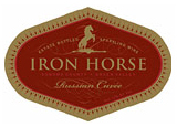 Iron Horse Vineyards 2003 Russian Cuvée, one of our Top 10 Thanksgiving Wines