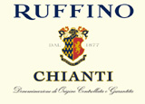 Ruffino Chianti for Dad