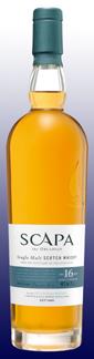 Scapa 16-Year-Old Single Malt Scotch Whisky
