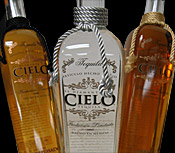 El Diamante del Cielo comes in three varieties: Anejo, Reposado and Blanco