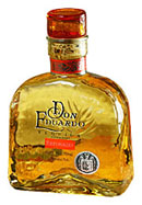 Don Eduardo tequila is made from 100 percent blue agave