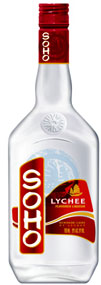 SOHO Lychee Liqueur is the bestselling lychee liqueur in the world