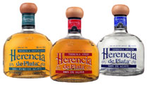 Herencia de Plata Tequilas honor the nuptials of founder Manuel Garcia's son Juan Manuel
