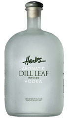Herb's Aromatic Vodkas, Dill Leaf infused