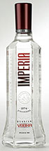 Imperia Vodka is from Russia