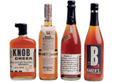 The Small Batch Bourbon Collection by Beam Global Spirits &amp; Wine
