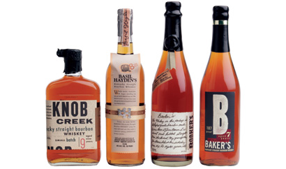The Small Batch Bourbon Collection by Beam Global Spirits & Wine