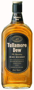 Tullmore Dew Irish Whiskey
