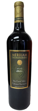Merriam Vineyards 2005 Block 21 Dry Creek Cabernet Sauvignon