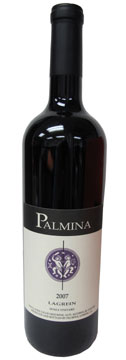 Palmina 2007 Lagrein wine review