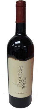 A bottle of Matchbook 2007 Tempranillo, our Wine of the Week review