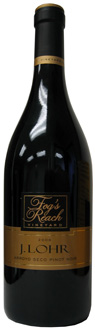 J. Lohr Vineyard & Wines' 2006 Fog's Reach Vineyard Pinot Noir