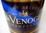 Champagne de Venoge Cordon Bleu Brut S&eacute;lect, one of our Top 10 Mother's Day Wines