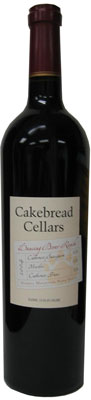 2004 Dancing Bear Ranch Cabernet Sauvignon Cakebread Cellars