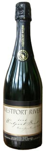 Westport Rivers' 2003 Brut Cuvee RJR