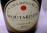 Moutardier Carte D'or Brut, one of our Top 10 Holiday Wines