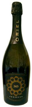Bottle of Oriel 365 Sparkline Wine