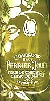 Champagne Perrier-Jouët's 1999 Fleur de Champagne Blanc de Blancs